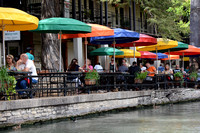 Dining on the Riverwalk 2015