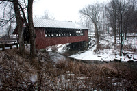 Creamery Covered Bridge 2017