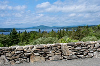 Morning at Rangeley Lake Overlook 2017