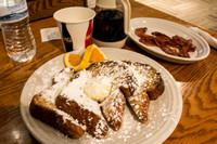 French Toast at the Mangy Moose 2017