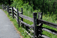 Rustic Post and Rail