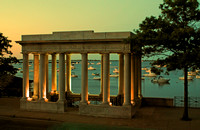 Plymouth Rock Monument