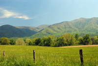 The Valley of Cades Cove