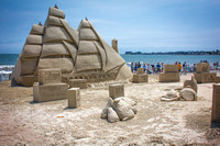 Sand Sculpting 2017