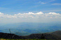 View From The Top - Clingman's Dome